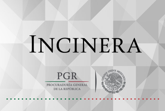 Incinera PGR más de 200 kilos de narcóticos y más de siete mil piezas de diversos objetos del delito en Durango.