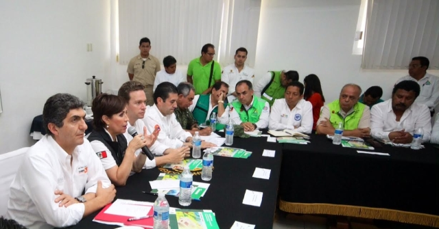 Evaluación de daños del sismo de Chiapas