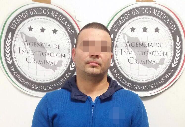PGR detiene a fugitivo de la justicia.