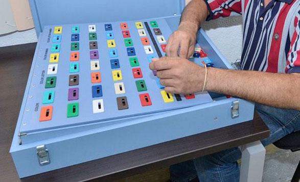 Actualmente la STPS, a través del Servicio Nacional de Empleo, opera 29 Centros de Evaluación de Habilidades Laborales en 27 estados del país.
