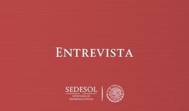 Entrevista concedida al secretario Meade y a Carlos Slim al término de la firma del Convenio de Concertación Sedesol-Fundación Carlos Slim