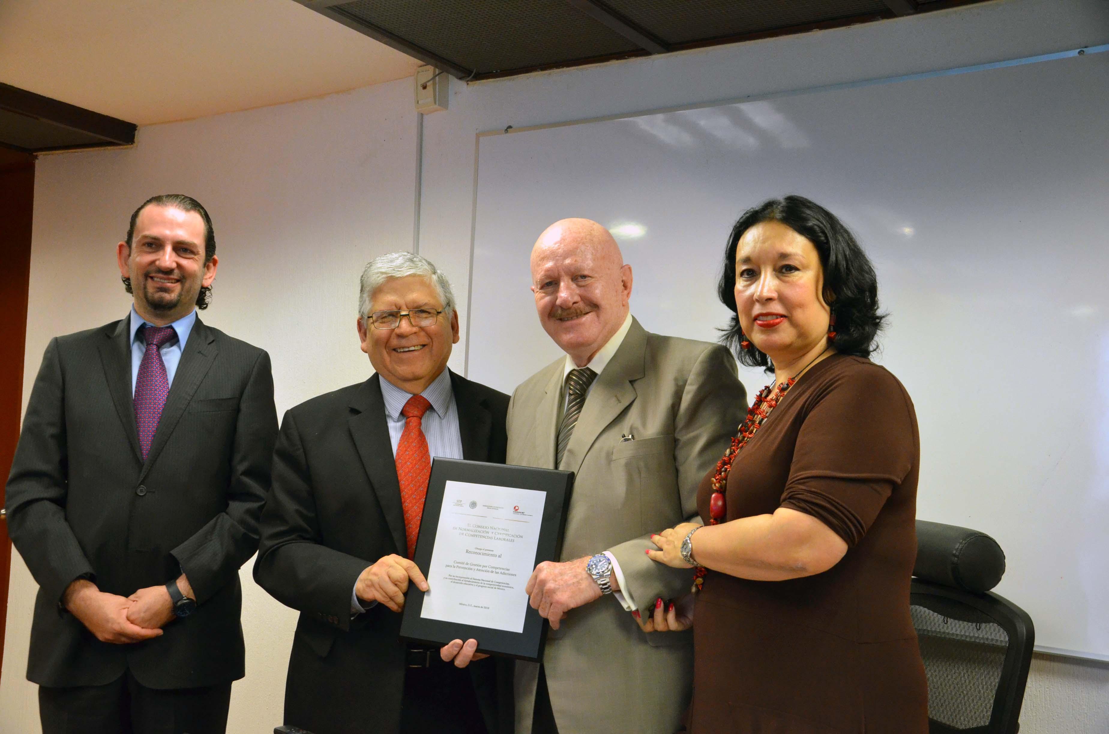 La CONADIC capacitará y certificará a prestadores de servicios de los centros de tratamiento