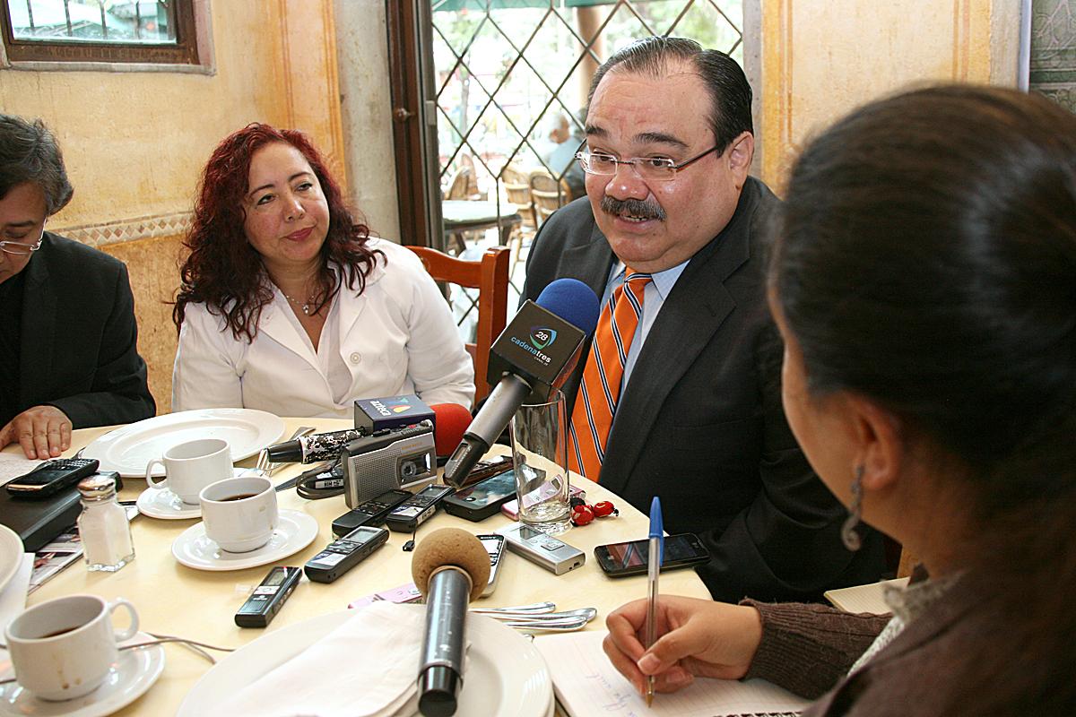 Secretario de Desarrollo Agrario, Territorial y Urbano (SEDATU), Jorge Carlos Ramírez Marín.