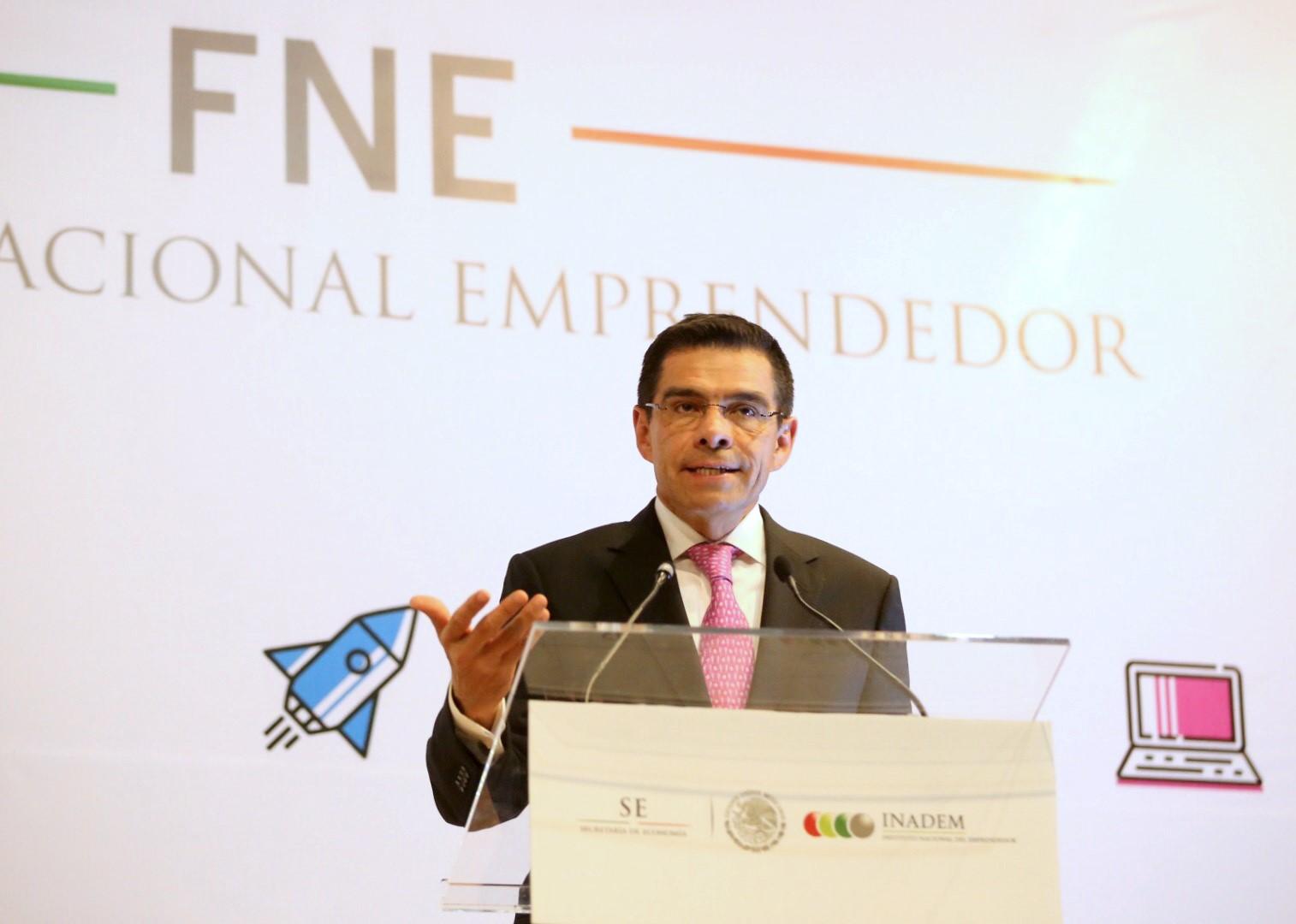 El INADEM presenta el Fondo Nacional Emprendedor 2016
