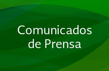 Consulta los Comunicados de Prensa de 2013