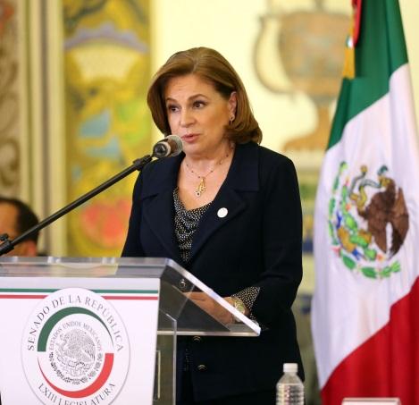 El Sistema Penal en México será más ágil para enfrentar rezagos, tutelar derechos humanos y brindar confianza a la población: AGG.