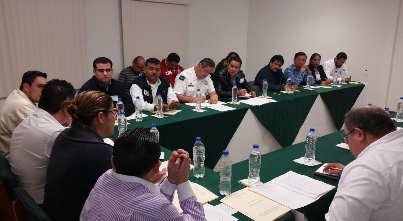 """PGR realizó mesa de trabajo denominado """"El Primer Respondiente"""""""
