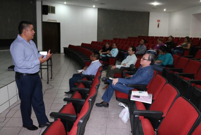 """PGR imparte curso- sobre """"Técnicas de Litigación para Juicios Orales en Materia Penal"""""""