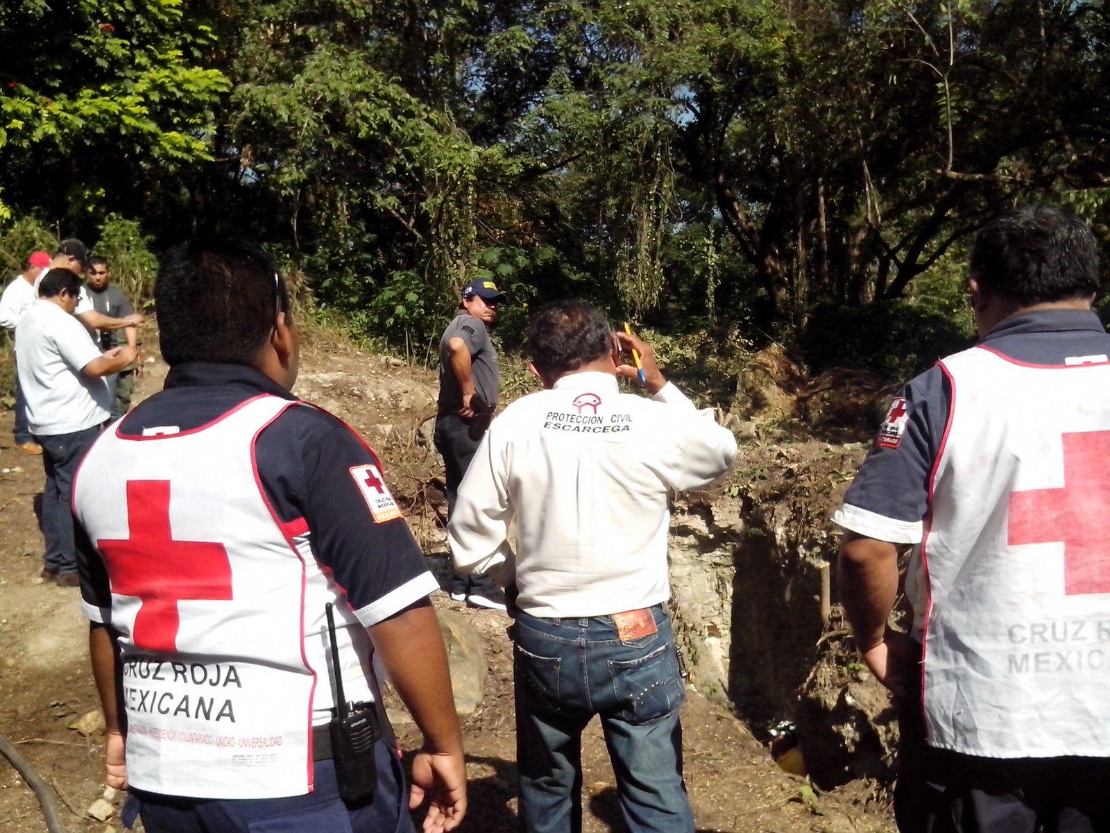 Incinera PGR material pirotécnico en Campeche. Comunicado 152/16