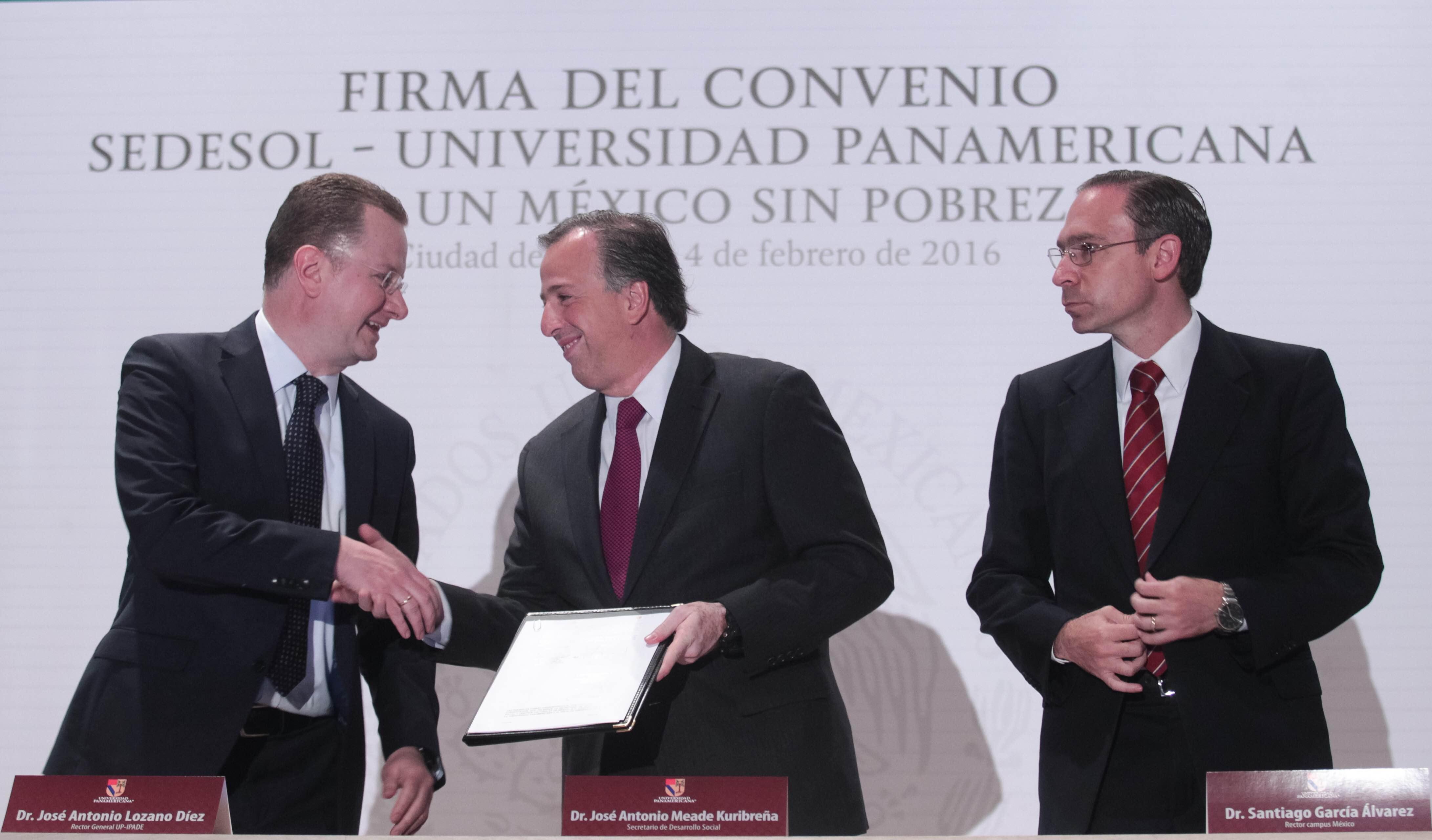 #AlianzaSedesol - Universidad Panamericana