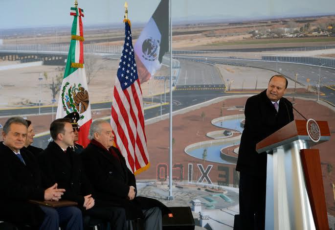 Es un tiempo de renovación, es un tiempo de confianza que ratifica el Gobierno de los Estados Unidos, del Presidente Obama, la confianza en el Presidente Peña Nieto y su gobierno, enfatizó César Duarte Jáquez, Gobernador del Estado de Chihuahua.