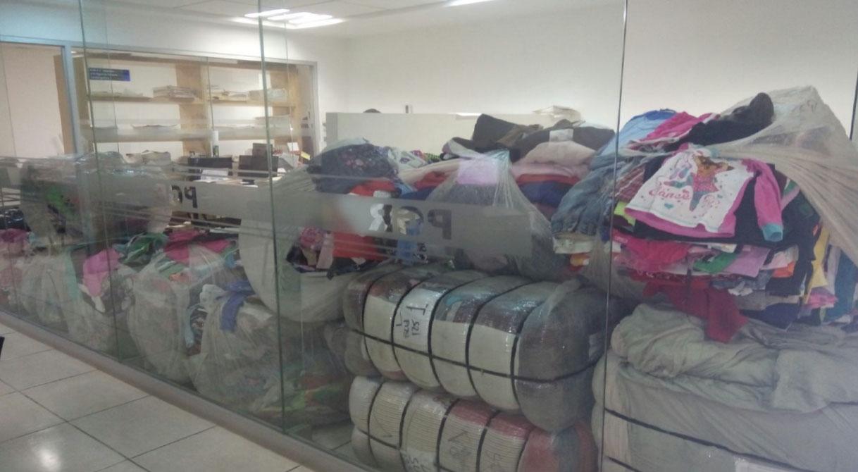 Inicia PGR investigación contra de dos personas detenidas por el delito de presunción de contrabando