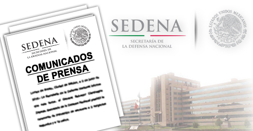 El Secretario de la Defensa Nacional visita a las tropas establecidas en el estado de Sonora.