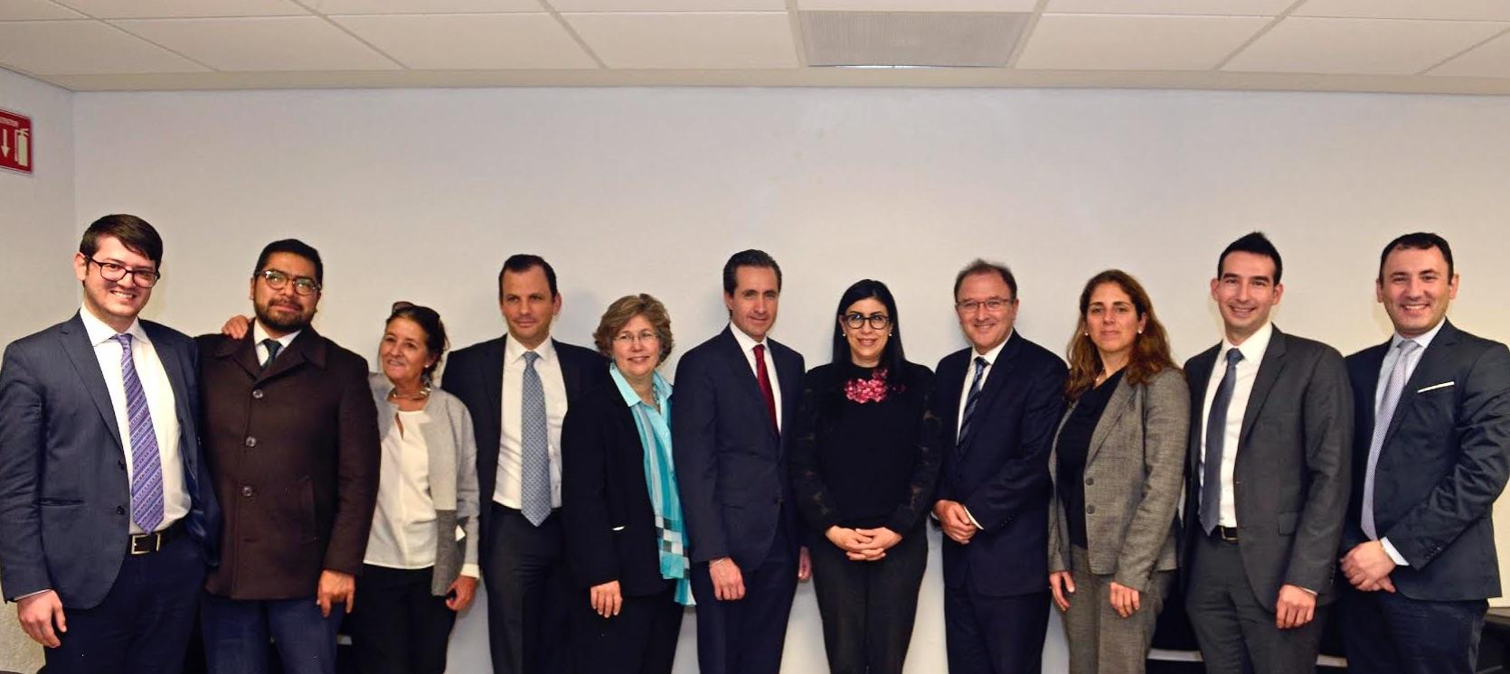 Sedesol y Banco Mundial fortalecen lazos de cooperación en favor del desarrollo de México.