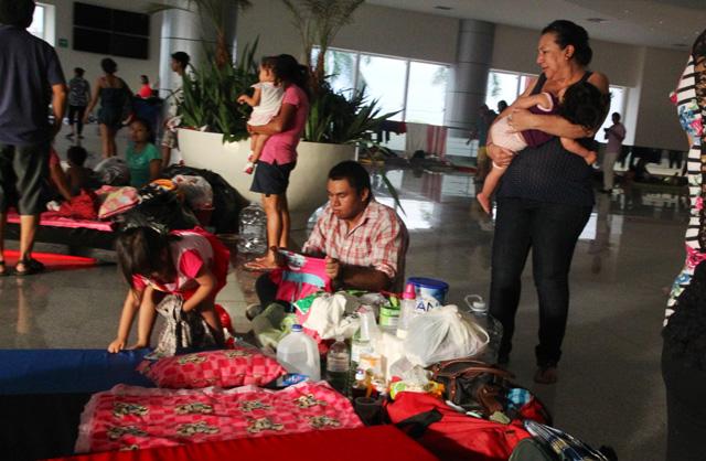 Fueron entregadas 73,500 despensas a la población afectadas en el país, a través de la paraestatal Diconsa