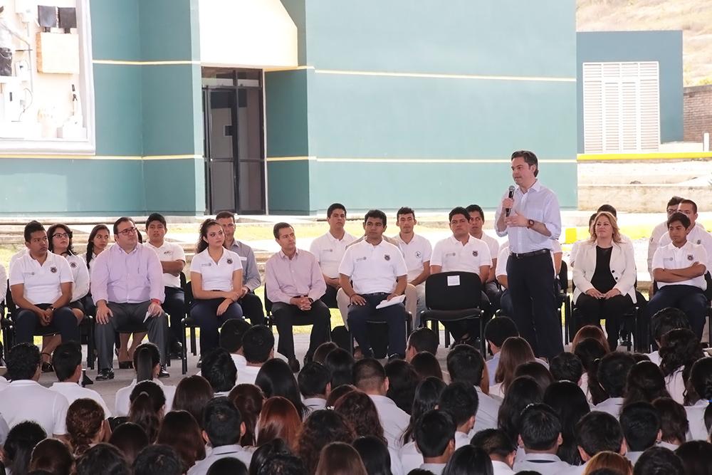 Rompe Reforma Educativa ataduras y paradigmas: Aurelio Nuño Mayer