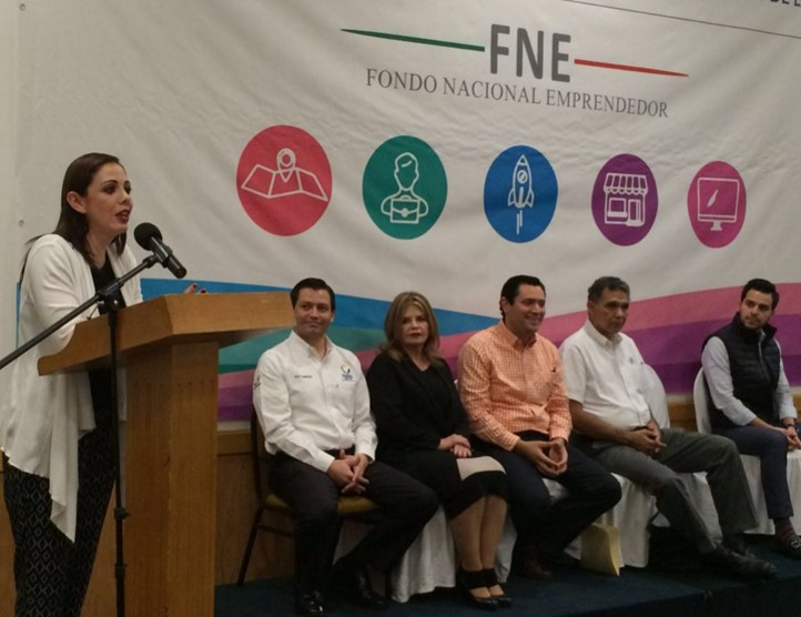 Inician talleres para dar a conocer el Fondo Nacional Emprendedor 2016