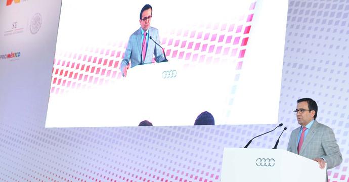 Anuncia Audi inversión en México por Mil 300 Millones de Dólares