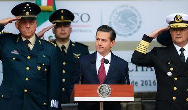 Mexico Has Armed Forces Whose Main Asset Is Their Loyalty To Honor General Salvador Cienfuegos Zepeda Presidencia De La Republica Epn Gobierno Gob Mx