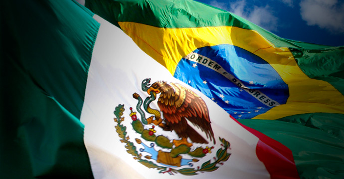 México / Brasil