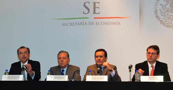 Anuncian SE, SHCP y SAGARPA medidas para estabilizar precios