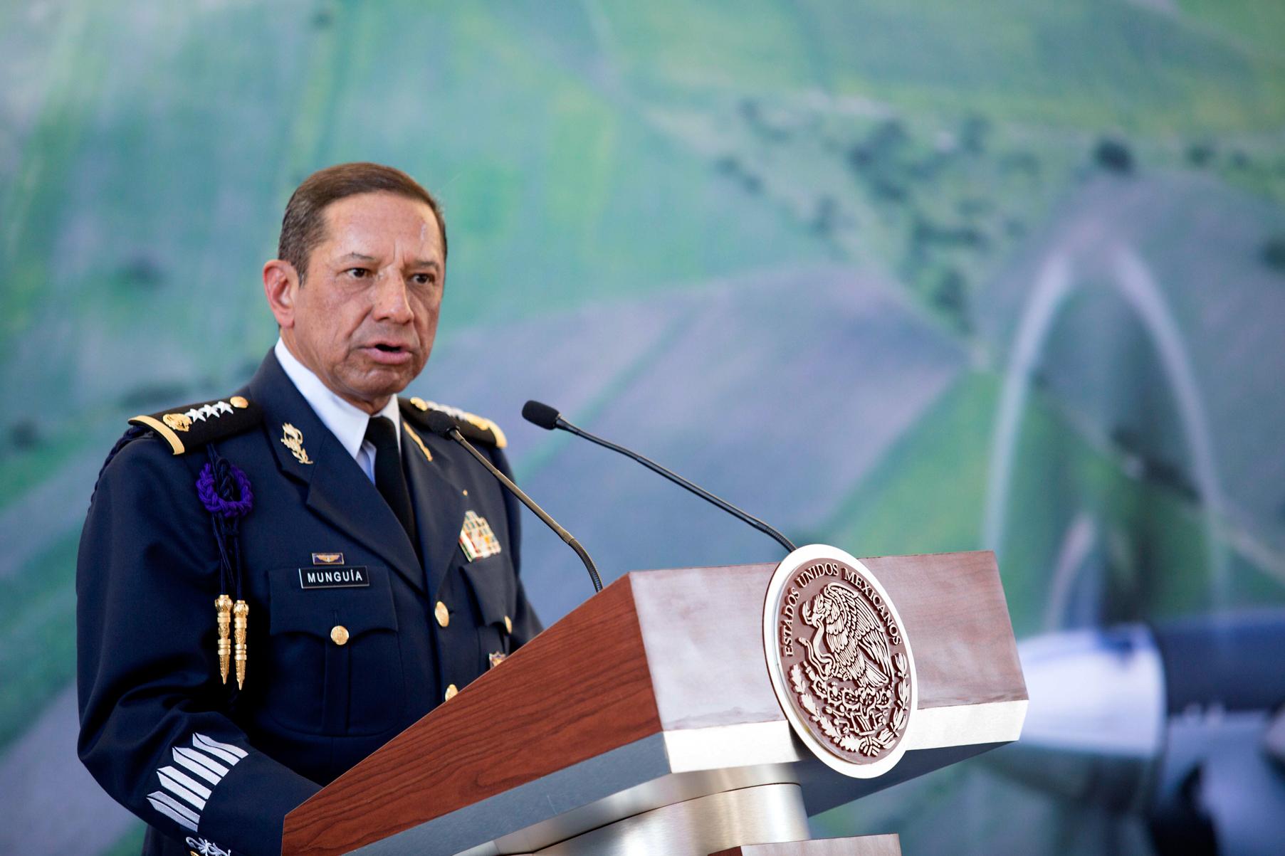 La población mexicana cuenta actualmente con militares comprometidos y preparados para encarar los retos que el futuro depara a nuestra Nación: General Carlos Antonio Rodríguez Munguía
