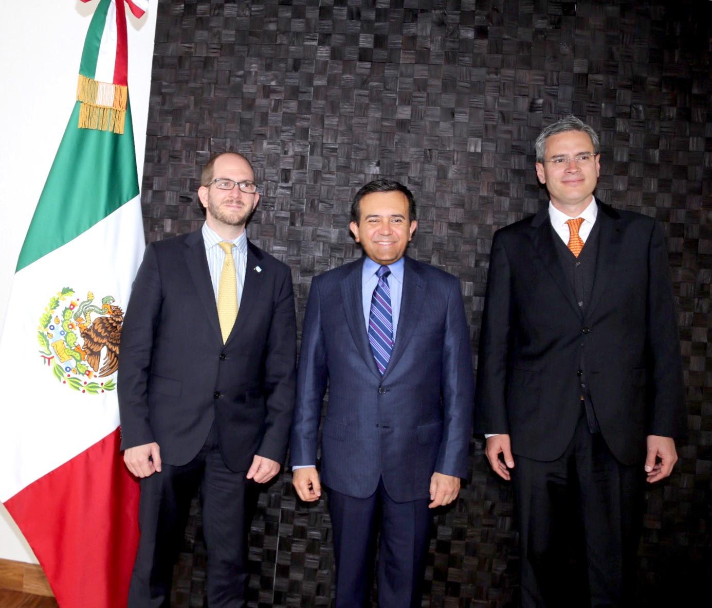 México y Argentina exploran oportunidades para impulsar su relación comercial