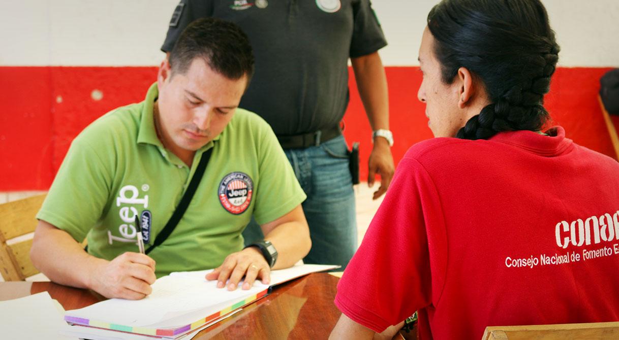 """PGR Nayarit lleva a cabo """"Jornada de Atención Cuidadana"""" en la Mesa del Nayar."""