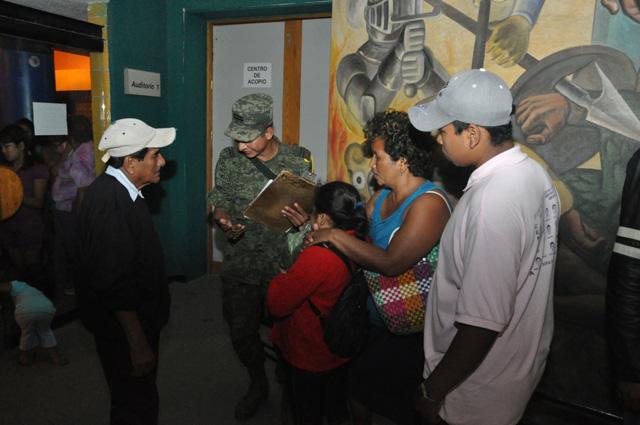 Pagará hasta dos jornales por familia, durante 10 días, por labores de limpieza de calles y viviendas en Chilpancingo