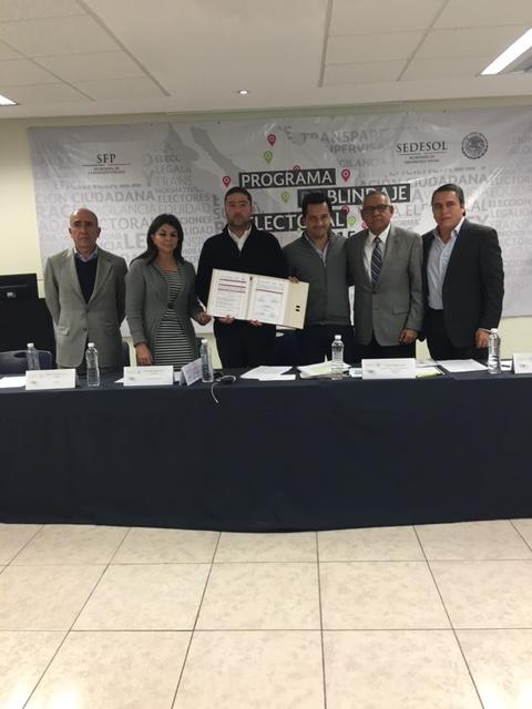 El Comité Preventivo contará con la participación permanente de la Contraloría Social y Fepade en las acciones de Blindaje Electoral.