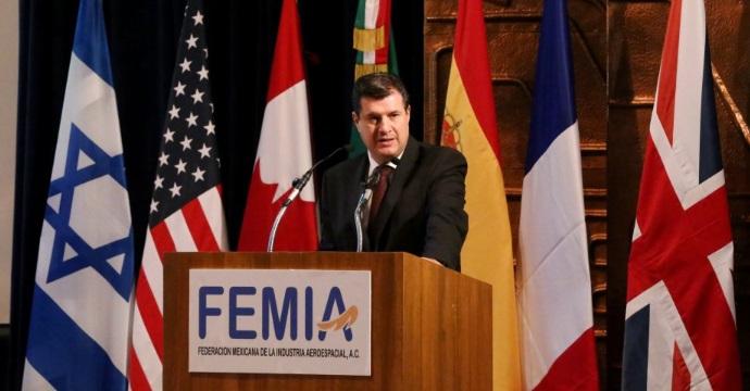 INADEM y FEMIA firmaron convenio de colaboración en beneficio de pequeños y medianos empresarios de la Industria Aeroespacial