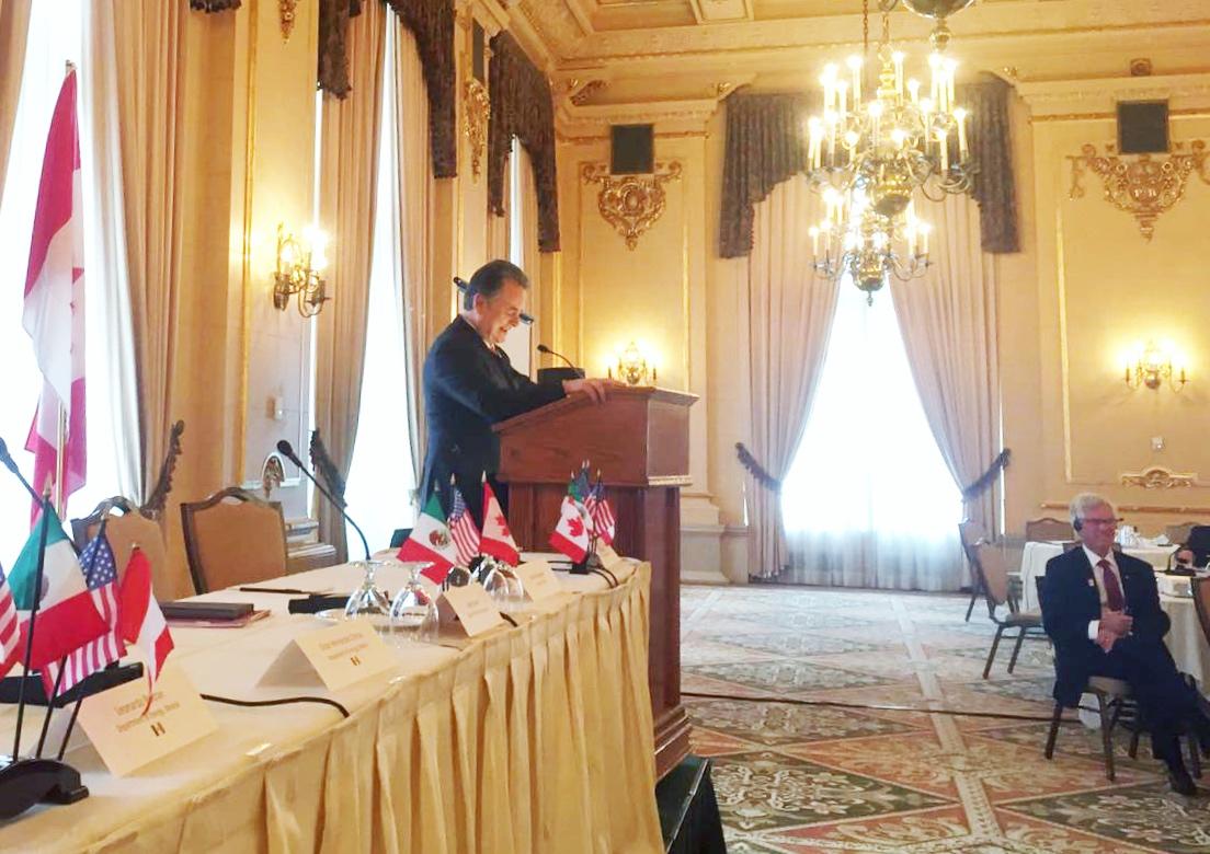 México, Canadá y Estados Unidos avanzan hacia una integración energética que potencialmente es una de las más importantes a nivel global