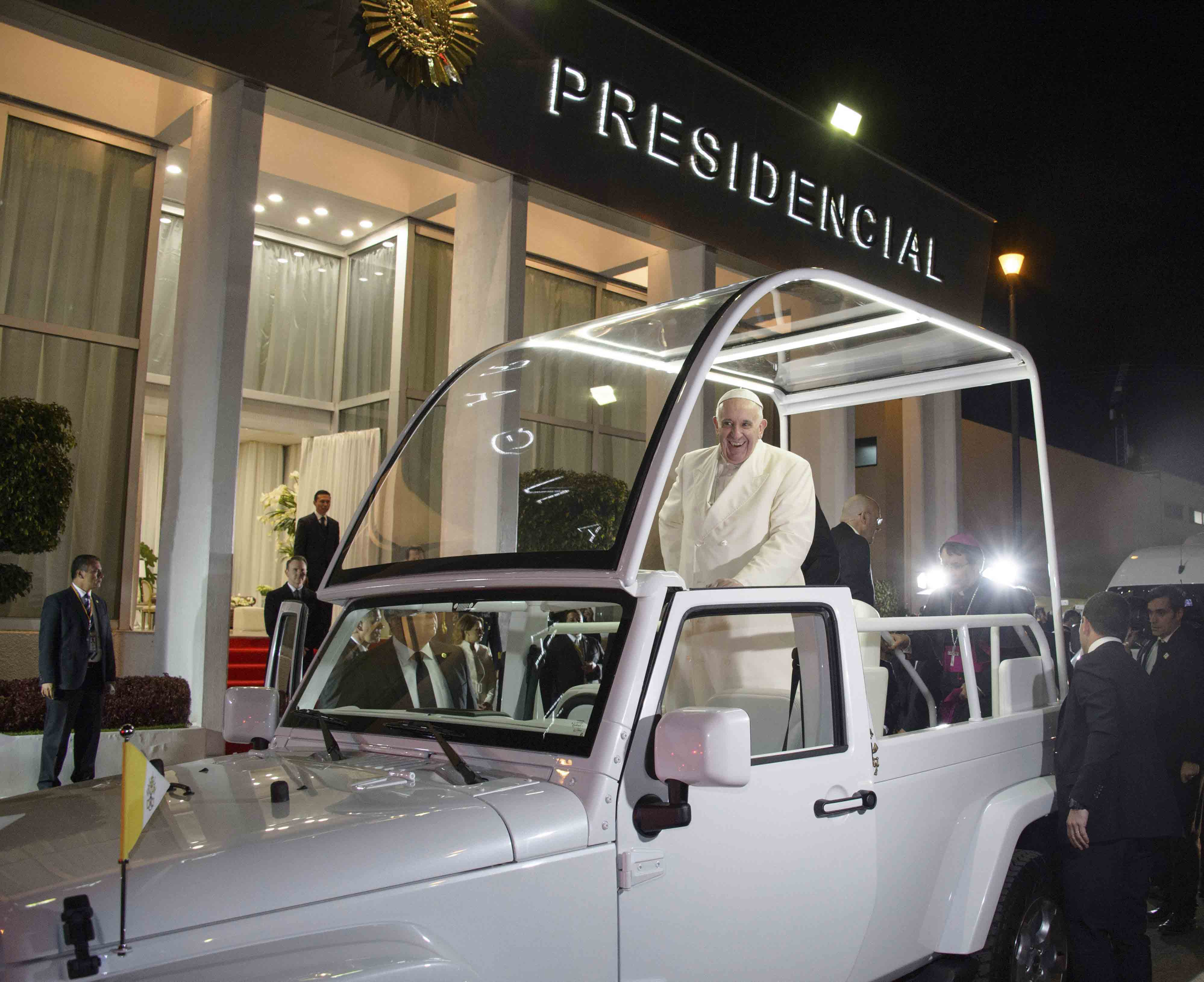 informacion y prensa de la presidencia: