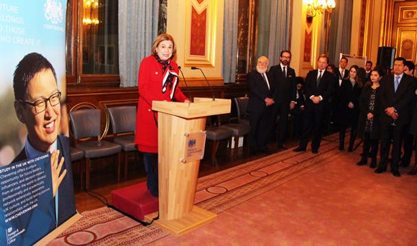 México y Reino Unido promueven cooperación en materia de justicia.