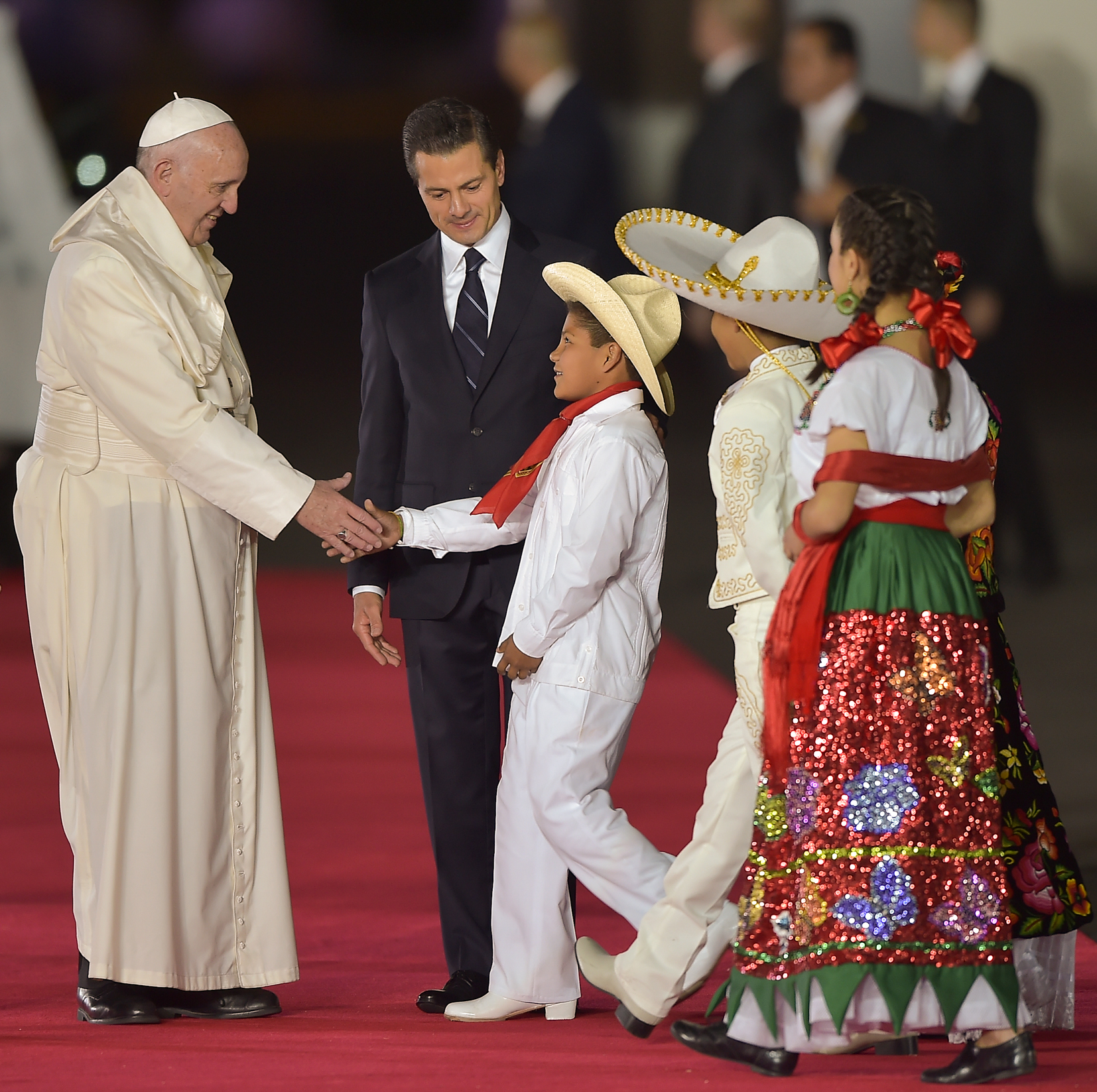 The Mexican State and the Holy See have a close, respectful relationship and share values such as social justice, peace and security.