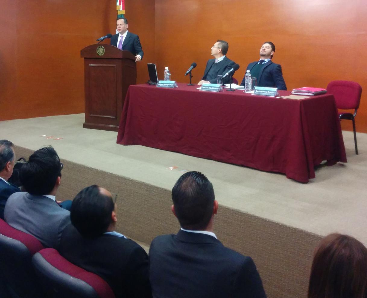 Judicatura Federal y PGR organizan Seminario de Actualización en Materia Penal - Electoral.