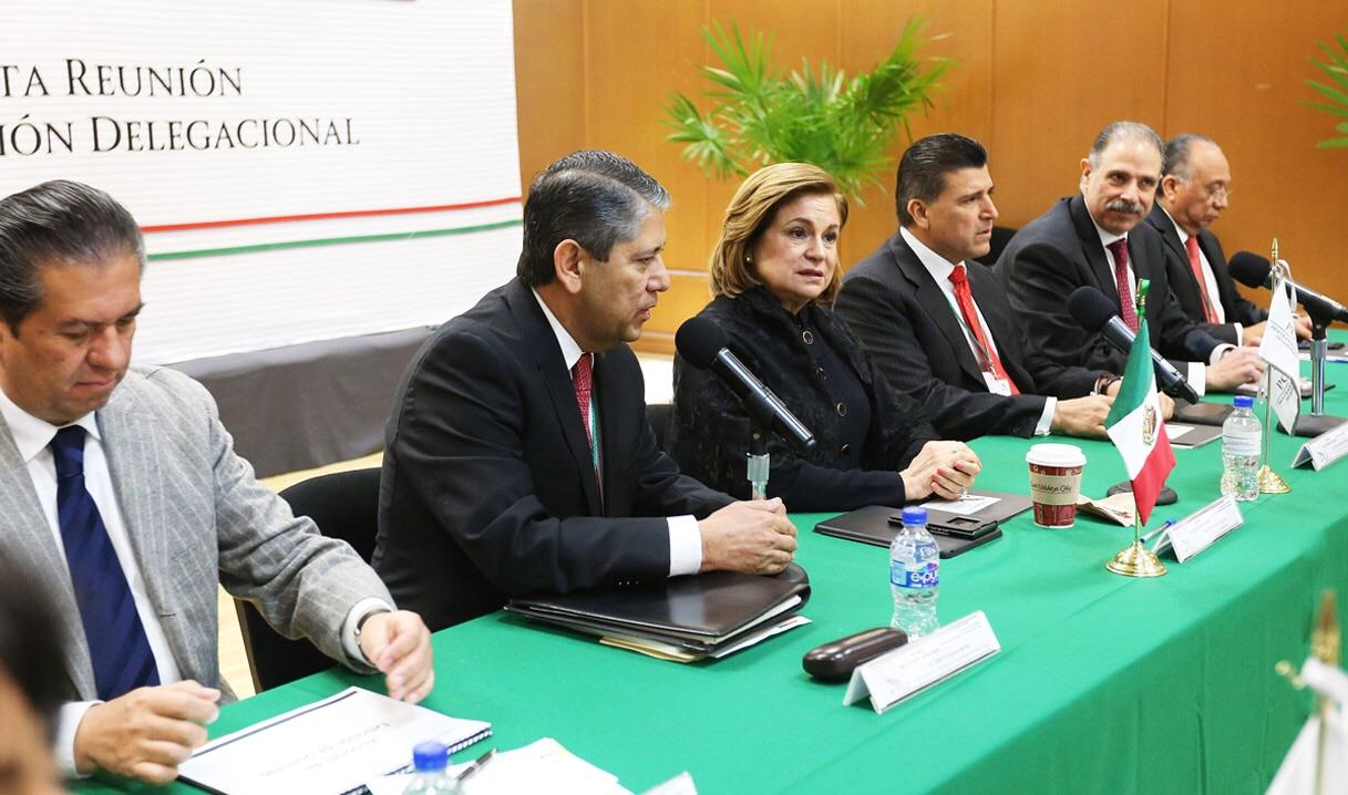 La Procuradora General de la República preside Cuarta Reunión de Evaluación del Trabajo de sus Delegados.