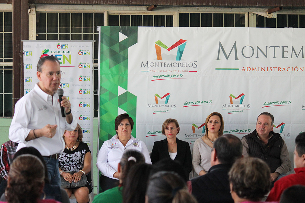 El programa Escuelas al CIEN llega a municipios rurales del país