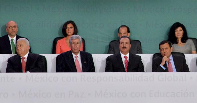 El PND es la estrategia para llevar a México a su máximo potencial: Enrique Peña Nieto