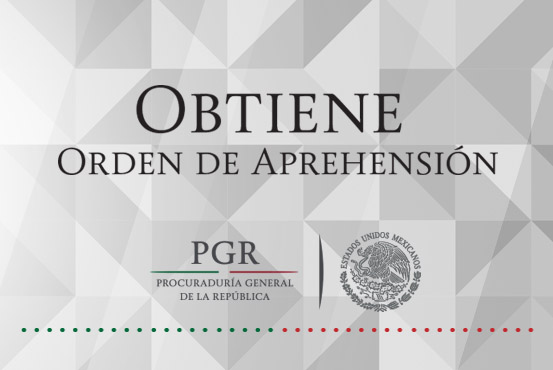 Cumplimenta PGR siete órdenes de aprehensión y reaprehensión.
