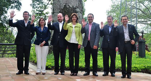 Reunión en Cali, Colombia