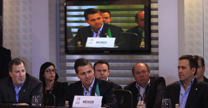 El Presidente Peña Nieto en la VII Cumbre de la Alianza del Pacífico
