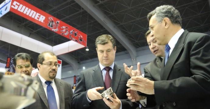 Inauguran la XVI Exposición Internacional TECMA 2015