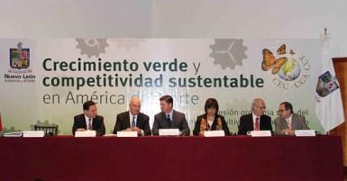 """Foro de la CCA """"Crecimiento Verde y Competitividad Sostenible"""""""