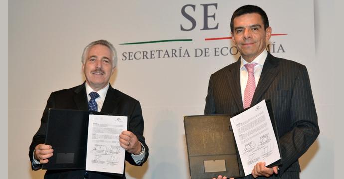 Firman convenio de colaboración INADEM-NAFIN