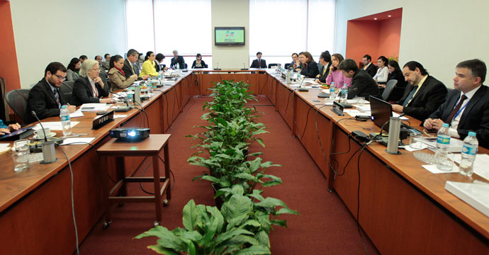 México participa en la XXIV reunión del grupo de alto nivel de La Alianza del Pacífico