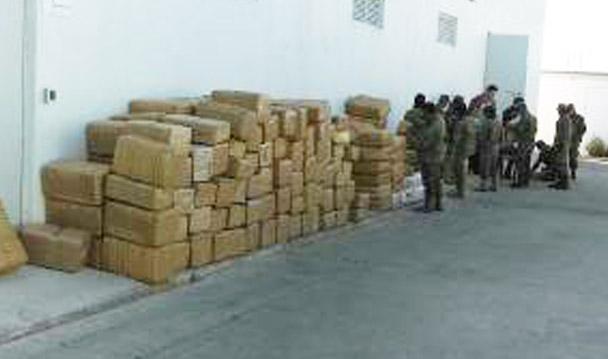 Integra PGR carpeta de investigación por el aseguramiento de más de dos toneladas de marihuana