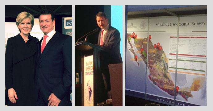 En Australia, promueve delegación mexicana inversión minera