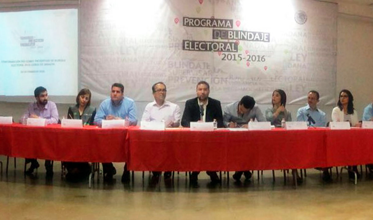 FEPADE capacita a funcionarios federales de Sinaloa en materia de delitos electorales.