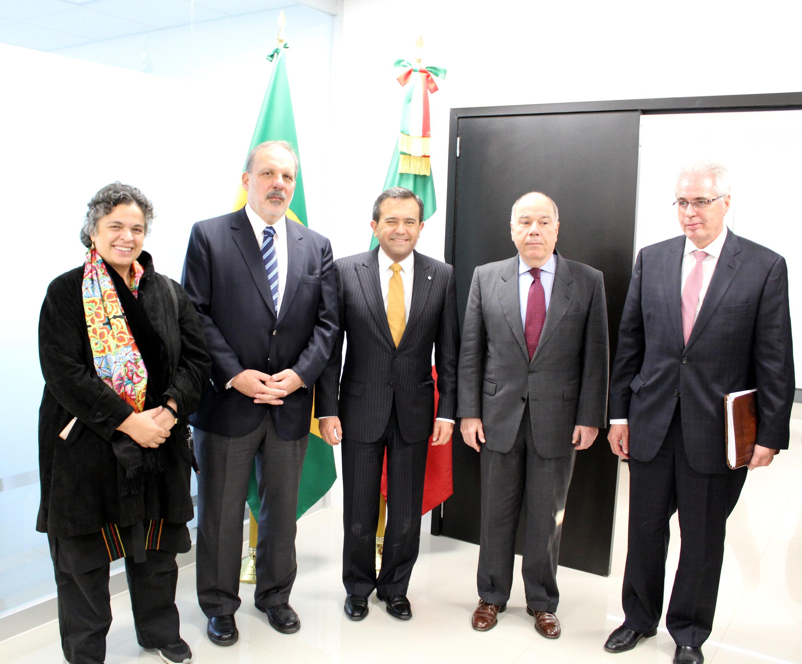 Concluye negociación del Acuerdo entre México y Brasil para el reconocimiento mutuo del Tequila y de la Cachaça como Indicaciones Geográficas y Productos Distintivos
